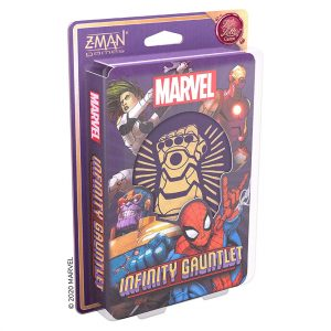 marvel infinity gauntlet a love letter game