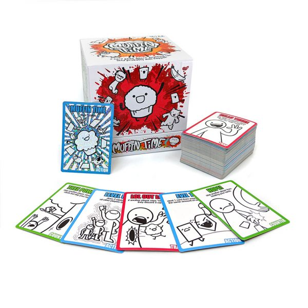 Muffin Time Card Game by Big Potato Games UK