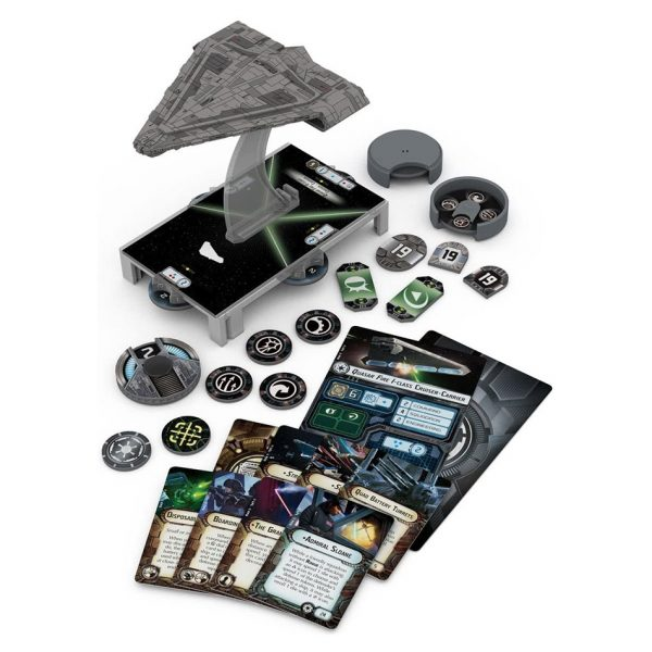 star wars armada Imperial Light Carrier Expansion Pack