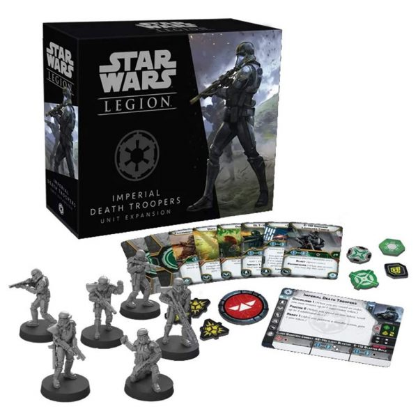 Star Wars Legion Imperial Death Troopers