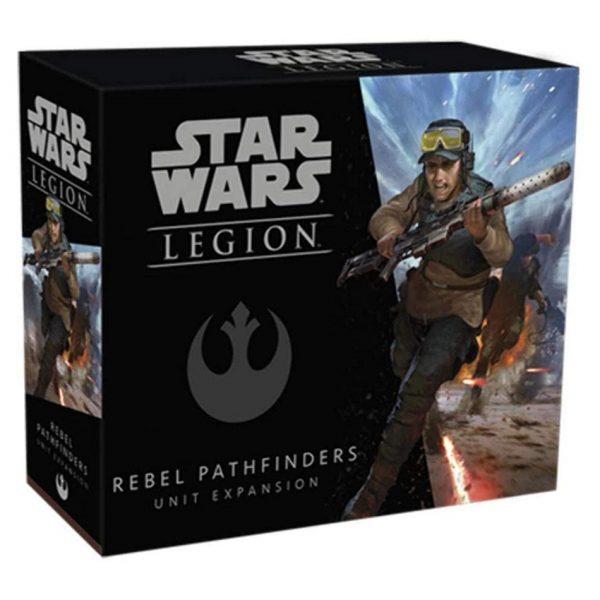 star wars legion Rebel Pathfinders Unit Expansion
