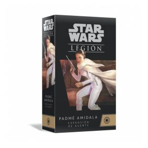 star wars legion Padmé Amidala Operative Expansion