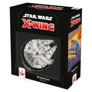 x-wing Millennium Falcon Expansion Pack