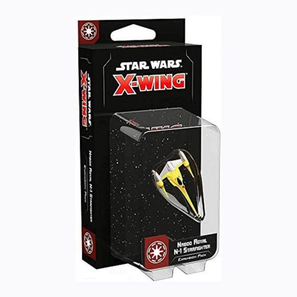 x-wing Naboo Royal N-1 Starfighter Expansion Pack
