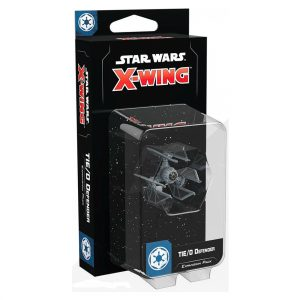 x-wing TIE/D Defender Expansion Pack