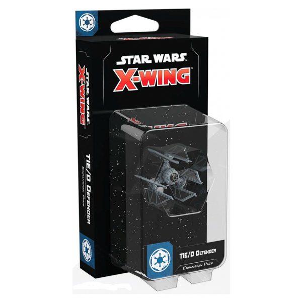 x-wing TIE/D Defender Expansion Pack