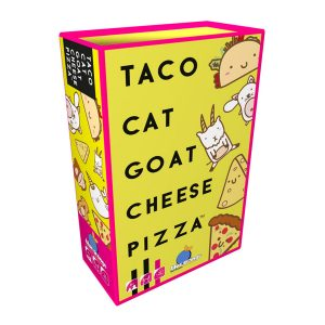 Taco, Cat, Goat, Cheese, Pizza