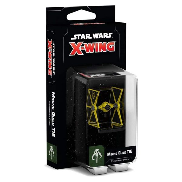x-wing Mining Guild TIE Expansion Pack