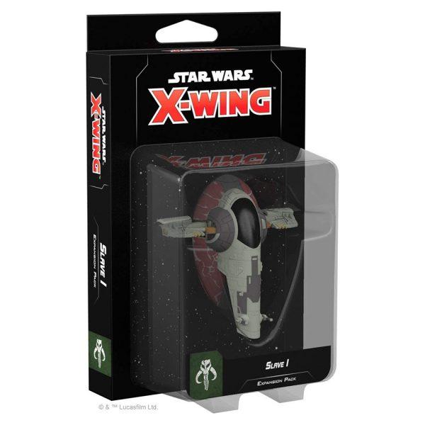 x-wing Slave I Expansion Pack
