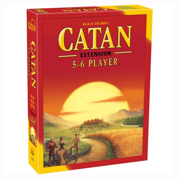 Catan Board Game: 5-6 Player Extension