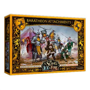 Baratheon Attachments 1: A Song of Ice & Fire Miniatures Game