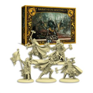 Baratheon Sentinels Unit: A Song of Ice & Fire Miniatures Game