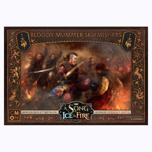 Bloody Mummer Skirmishers Unit: A Song of Ice & Fire Miniatures Game