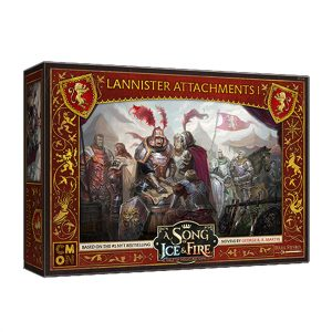 Lannister Attachments 1: A Song of Ice & Fire Miniatures Game