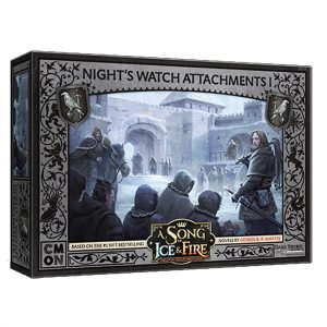 Night's Watch Attachments 1: A Song of Ice & Fire Miniatures Game
