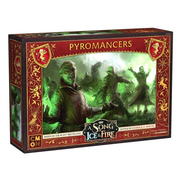 a song of ice and fire miniatures game pyromancers expansion