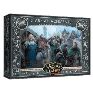 Stark Attachments 1: A Song of Ice & Fire Miniatures Game