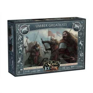 Umber Greataxes Expansion: A Song of Ice & Fire Tabletop Miniatures Game