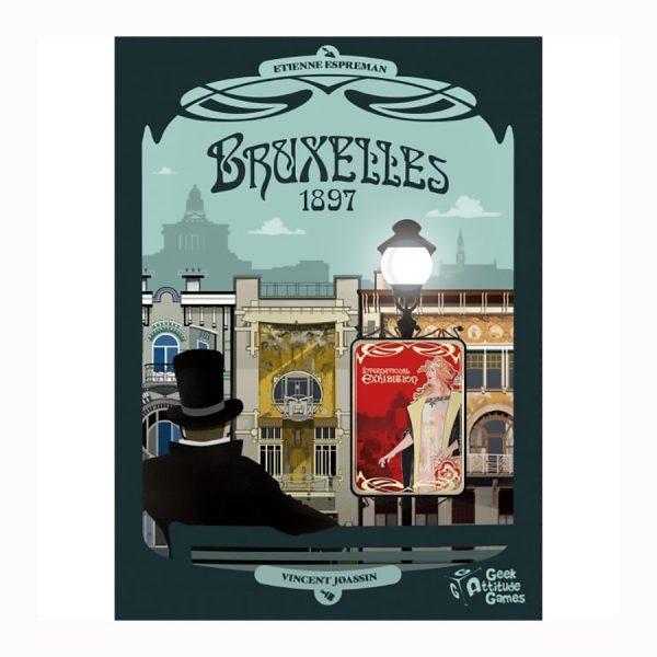 Bruxelles 1897 Card Game