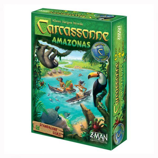 Carcassonne: Amazonas Board Game
