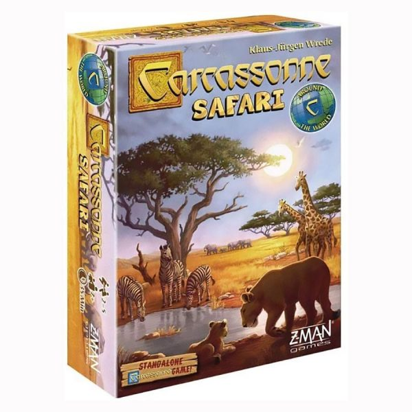 Carcassonne: Safari Board Game
