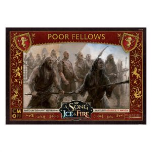 Poor Fellows Expansion: A Song of Ice & Fire Tabletop Miniatures Game