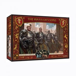 The Warrior's Sons Expansion: A Song of Ice & Fire Tabletop Miniatures Game