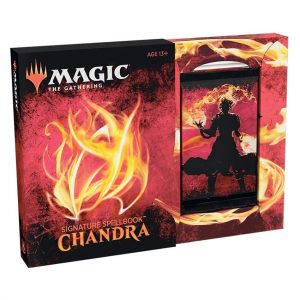 Magic The Gathering Signature Spellbook Chandra