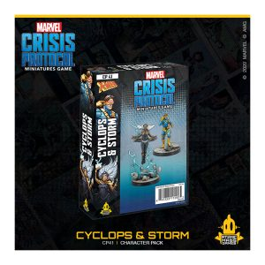 Cyclops & Storm Character Pack