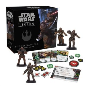 star wars legion Wookiee Warriors Unit Expansion