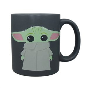 star wars mandalorian mug the child