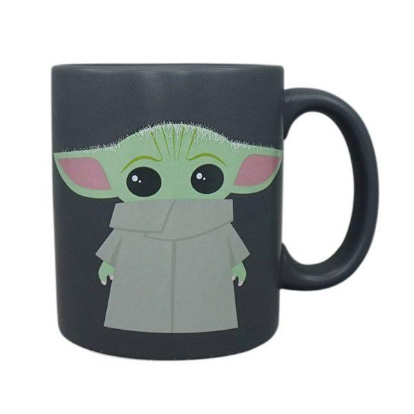 star wars mandalorian mug the child