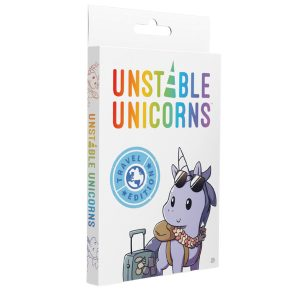 Unstable Unicorns: Travel Edition