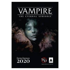 Vampire: The Eternal Struggle (VTES): Fifth Edition Starter Set