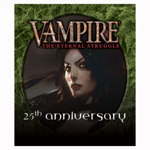 Vampire: The Eternal Struggle (VTES) - 25th Anniversary Deck