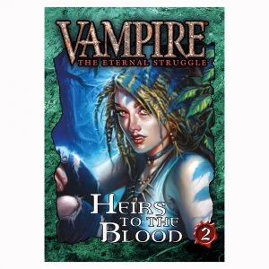 Vampire: The Eternal Struggle (VTES): Heirs to the Blood Reprint Bundle 2