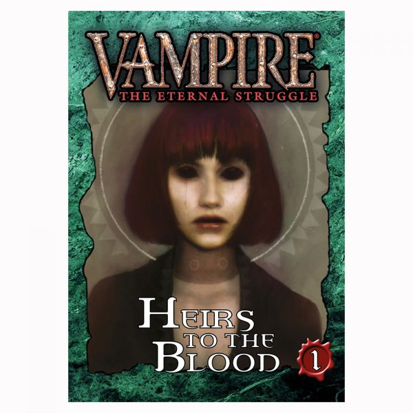 Vampire: The Eternal Struggle (VTES): Heirs to the Blood Reprint Bundle 1
