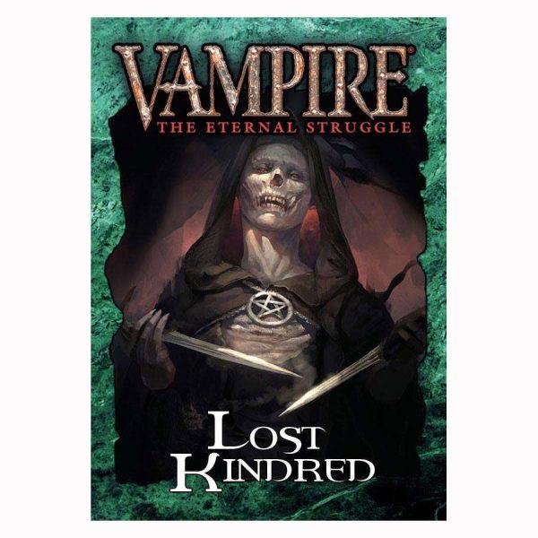 Vampire: The Eternal Struggle - Lost Kindred