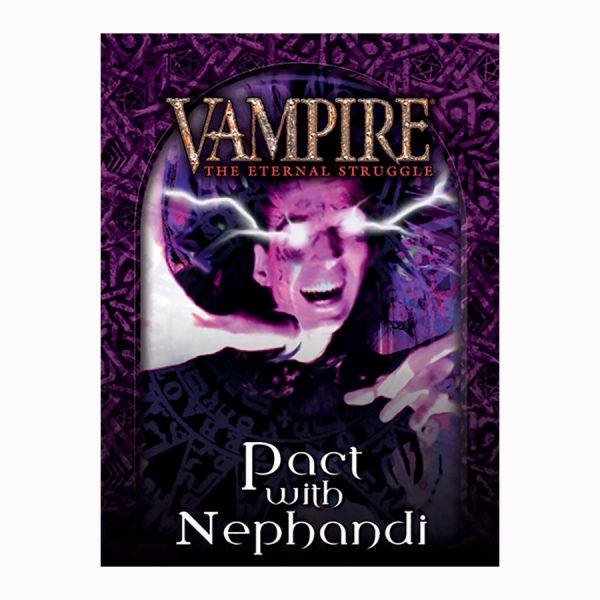 Vampire: The Eternal Struggle (VTES): Pact with Nephandi Preconstructed Deck
