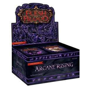 Flesh & Blood Arcane Rising Unlimited Booster Box