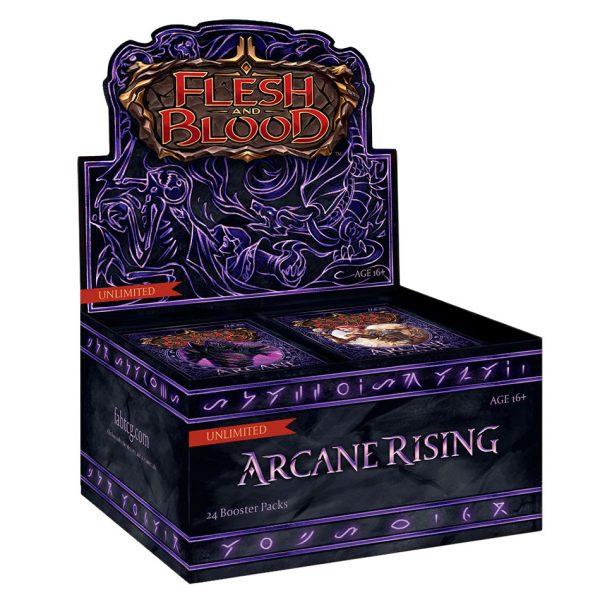 Flesh & Blood Arcane Rising Unlimited Booster Box