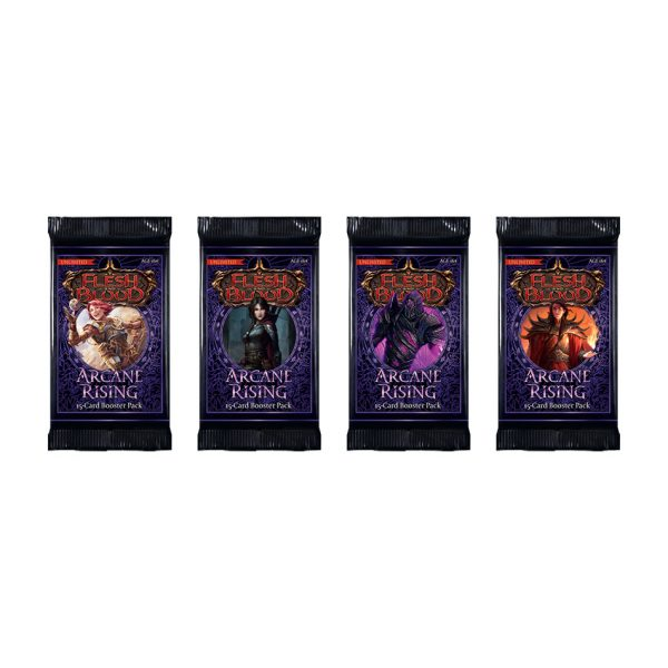 Flesh & Blood Arcane Rising Unlimited Booster Packs