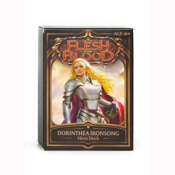 Flesh & Blood Dorinthea Ironsong Warrior Deck UK