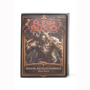 Flesh & Blood Rhinar Brute Deck UK
