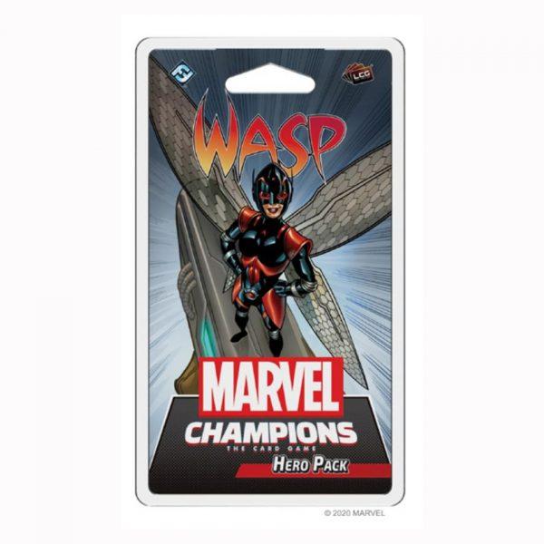 Marvel Champions Wasp Hero Pack UK