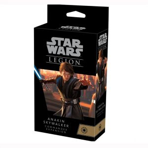Star Wars Legion: Anakin Skywalker Commander Expansion