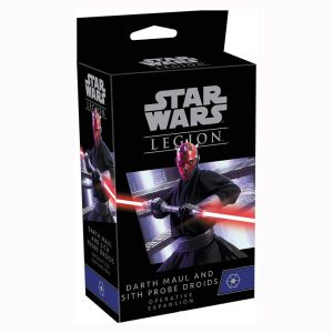 Star Wars Legion: Darth Maul & Sith Probe Droids Operative Expansion