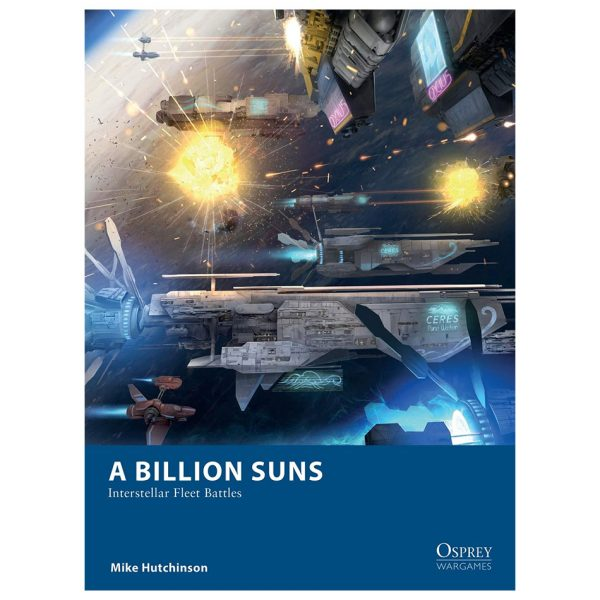 A Billion Suns tabletop game by Mike Hutchinson