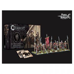 Conquest: Hundred Kingdoms Militia