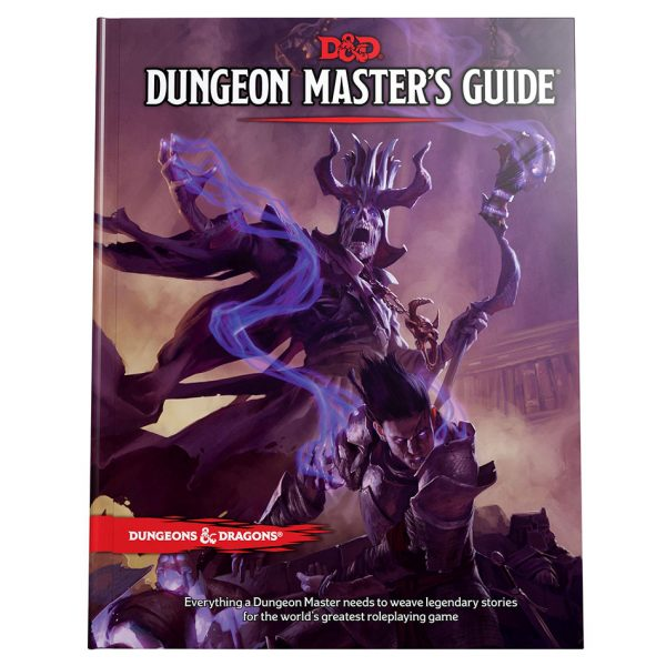 Dungeons & Dragons RPG: Dungeon Master's Guide